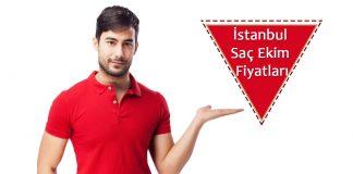 istanbul sac ekim fiyatlari